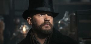 Tom Hardy in Peaky Blinders