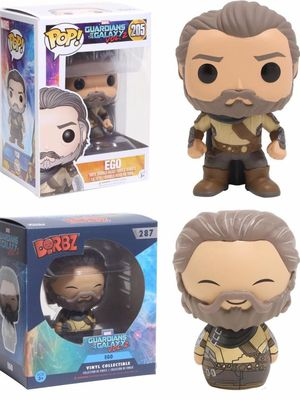 Pop Vinyl has given us our first actual look at Ego the Livi