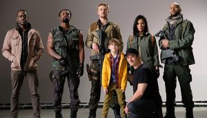 Shane Black confirms 'The Predator' leads in a new photo on