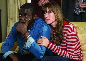 Daniel Kaluuya and Allison Williams in