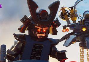 First still from The LEGO Ninjago Movie