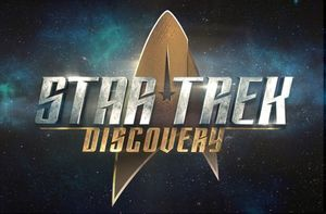 Updated logo for Star Trek Discovery