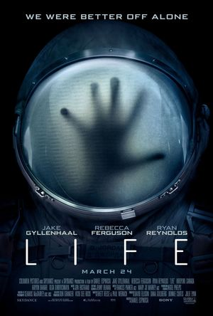 Brand new poster for Life