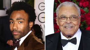 'Lion King' Casts Donald Glover and James Earl Jones