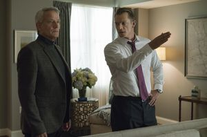 Campbell Scott joins House of Cards