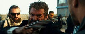 Hugh Jackman as his final portrayal of Logan
