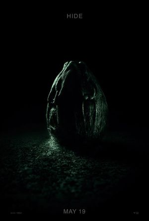 A haunting and foreboding new poster unleashed for 'Alien: C