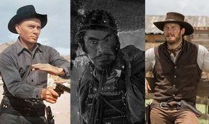 The Magnificent Seven (1960 & 2016) & Seven Samurai (1954)
