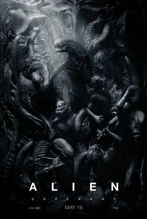 Stellar new poster for 'Alien: Covenant'