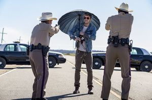 Joseph Gilgun as Cassidy in Season 2 of Preacher