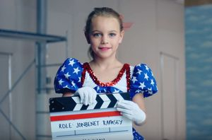 Hannah, a young actresses 'auditioning' for the title role, in