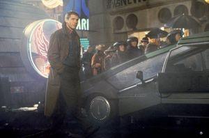 Blade Runner (1982) Car