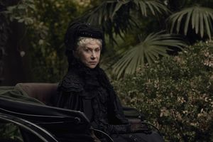 First Look at Helen Mirren as heiress Sarah Winchester in 'W