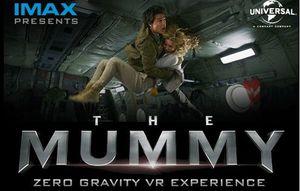 The Mummy IMAX VR