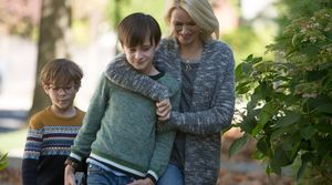Jacob Tremblay, Jaeden Lieberher and Naomi Watts in