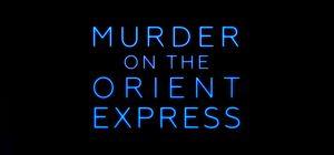 Murder on the Orient Express Logo