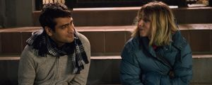 Zoe Kazan and Kumail Nanjiani • The Big Sick