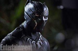 Chadwick Boseman - Black Panther