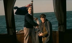 Mark Rylance and Cillian Murphy in