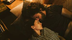 Rooney Mara and Casey Affleck in