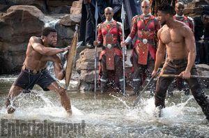 Battle at Warrior Falls