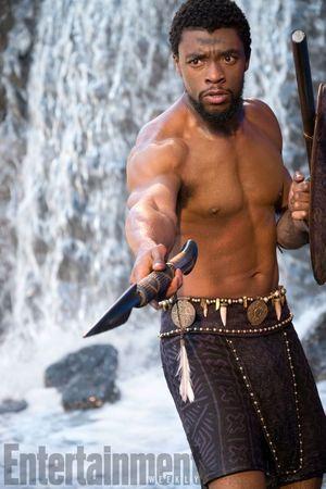 Marvel's first black superhero