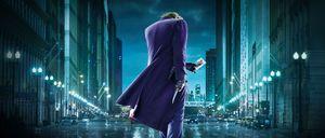 The Joker in The Dark Knight