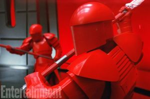 The Praetorian Guard  Modeled on the Emperor's ceremonial wa