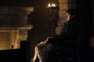 Bran Stark in Winterfell