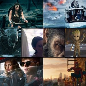 2017 Summer recap: what were some of your favorite films?