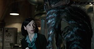 Creature in 'The Shape of Water'