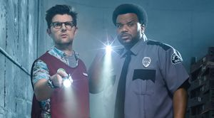 Adam Scott and Craig Robinson