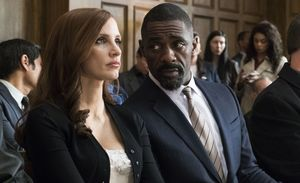 Jessica Chastain and Idris Elba