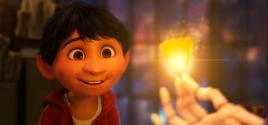 Miguel (voiced by Anthony Gonzalez)