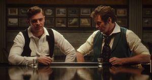 Zac Efron and Hugh Jackman