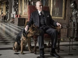 Christopher Plummer as J. Paul Getty in