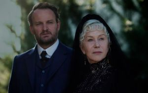 Jason Clarke and Helen Mirren