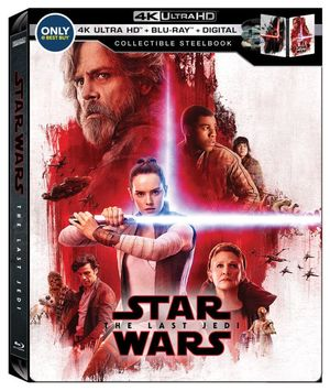 Best Buy Steelbook (4K Ultra HD + Blu-ray + Digital)