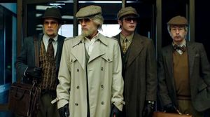 The Cast of 'American Animals'