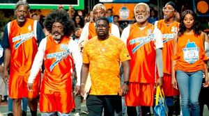 The cast of 'Uncle Drew'