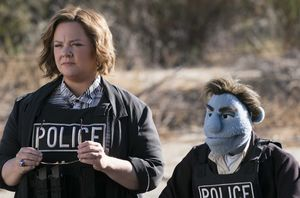 Melissa McCarthy and Phil Phillips