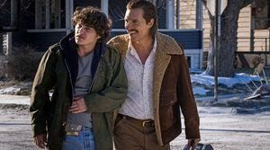 Richie Merritt and Matthew McConaughey
