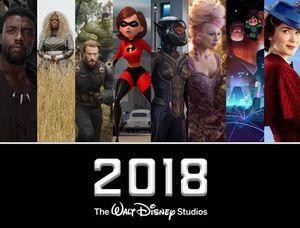 Disney in 2018