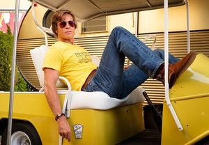 Brad Pitt as Cliff Booth | Copyright Andrew Cooper/Sony Pict