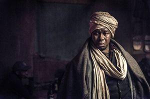 Hamilton Dlamini as Sepoko