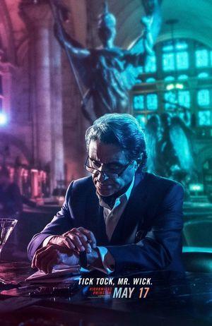 Ian McShane as Winston • Lionsgate/IGN