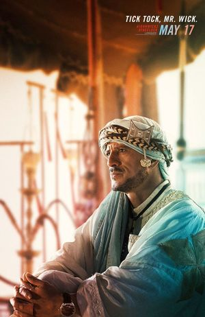 Saïd Taghmaoui as The Elder • Lionsgate/IGN