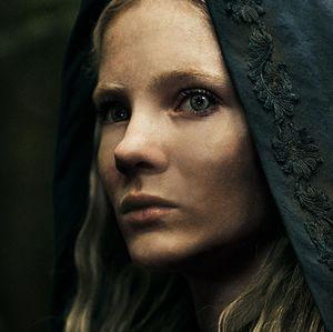 Freya Allan as Ciri - courtesy Netflix