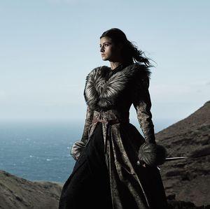 Anya Chalotra as Yennefer - courtesy Netflix