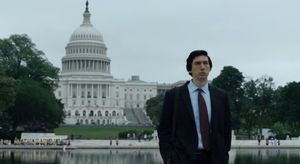 Adam Driver • 'The Report'